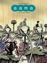 Book cover of AAMA 02