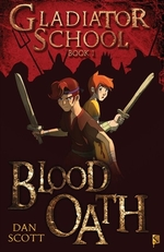 Book cover of BLOOD OATH 01