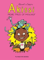 Book cover of AKISSI 02 MORE TALES OF MISCHIEF