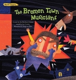 Book cover of BREMEN TOWN MUSICIANS