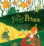 Book cover of FROG PRINCE