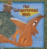Book cover of GINGERBREAD MAN