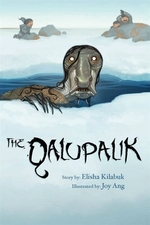 Book cover of QALUPALIK