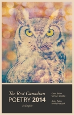 Book cover of BEST CANADIAN POETRY IN ENG 2014