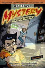 Book cover of MAX FINDER MYSTERY CC VOL 05