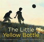 Book cover of LITTLE YELLOW BOTTLE