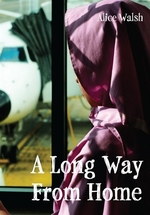 Book cover of LONG WAY FROM HOME