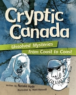 Book cover of CRYPTIC CANADA