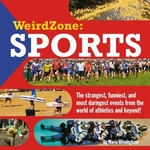 Book cover of WEIRD ZONE - SPORTS