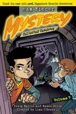 Book cover of MAX FINDER MYSTERY CC VOL 07