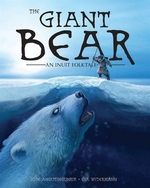 Book cover of GIANT BEAR