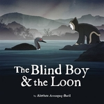 Book cover of BLIND BOY & THE LOON