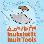 Book cover of INUIT TOOLS