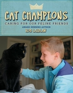 Book cover of CAT CHAMPIONS