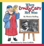 Book cover of WHEN EMILY CARR MET WOO