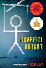 Book cover of GRAFFITI KNIGHT