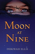 Book cover of MOON AT 9