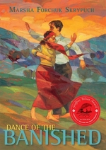 Book cover of DANCE OF THE BANISHED