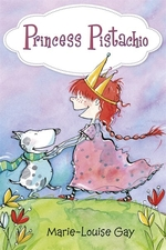 Book cover of PRINCESS PISTACHIO