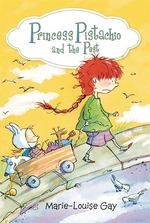 Book cover of PRINCESS PISTACHIO & THE PEST