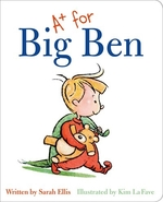Book cover of A PLUS FOR BIG BEN