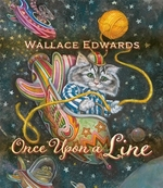 Book cover of ONCE UPON A LINE