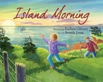 Book cover of ISLAND MORNING