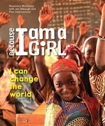 Book cover of BECAUSE I AM A GIRL