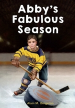 Book cover of ABBY'S FABULOUS SEASON