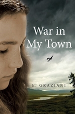 Book cover of WAR IN MY TOWN