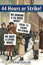 Book cover of 44 HOURS OR STRIKE