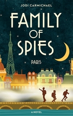 Book cover of FAMILY OF SPIES
