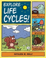 Book cover of EXPLORE LIFE CYCLES