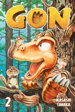 Book cover of GON 02