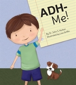 Book cover of ADH-ME