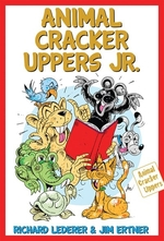 Book cover of ANIMAL CRACKER UPPERS JR