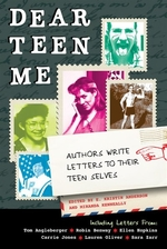 Book cover of DEAR TEEN ME