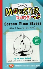 Book cover of TIMMY'S MONSTER DIARY