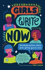 Book cover of GIRLS WRITE NOW