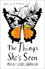 Book cover of THINGS SHE'S SEEN