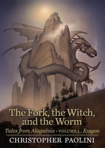 Book cover of FORK THE WITCH & THE WORM