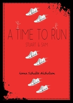Book cover of TIME TO RUN - STUART & SAM