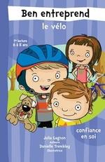 Book cover of BEN ENTREPREND LE VELO