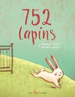 Book cover of 752 LAPINS