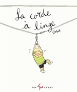 Book cover of CORDE A LINGE