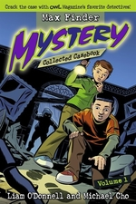 Book cover of MAX FINDER MYSTERY CC VOL 01