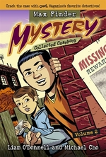Book cover of MAX FINDER MYSTERY CC VOL 02