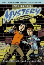 Book cover of MAX FINDER MYSTERY CC VOL 03