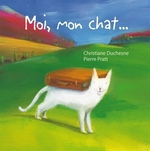 Book cover of MOI MON CHAT