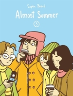 Book cover of ALMOST SUMMER 03